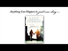 ▶ Just One Day by Gayle Forman - YouTube