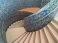 Groningen Museum Steps
