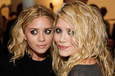 Olsen Twins Style from Wantering. #olsentwins #womensstyle
