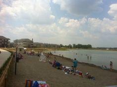 Saxony Beach in Fishers Indiana