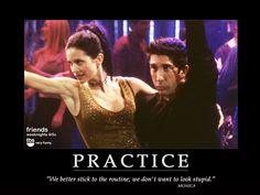 Friends TV Show Monica Quotes | Friends Motivational Posters