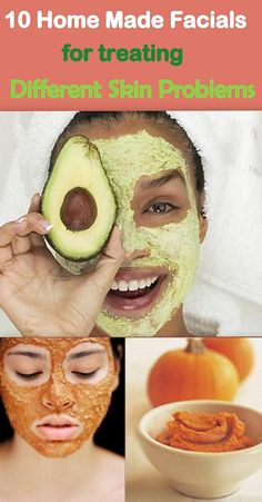 10 Absolutely amazing home made Facials to treat different problems related to your facial skin. Get a super glowing skin with these natural DIY home facial masks. http://www.feminiya.com/top-10-facials-that-you-may-make-at-home/ home facials, diy detox facial mask, home made facials, diy facial, beauti, facial skin problems, diy glowing skin, facials diy, facials at home