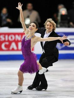 Meryl Davis and Charlie White-Figure Skating! #TeamUSA #Olympics