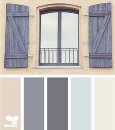 #color #palette #colorpalette #colorscheme #paint #design #cream #grey #blue