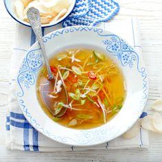 Recept - Oosterse groentesoep - Allerhande