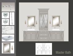 interior design, Palmetto Bluff : Linda McDougald Design | Postcard from Paris Home