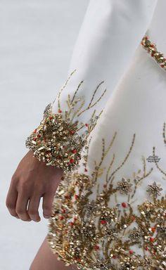 Chanel haute couture Fall/Winter 2014/15.