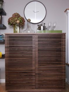 High: Bar Cart - Sabrina's Best High to Low Makeovers on HGTV