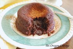 Quick And Easy Lava Cake