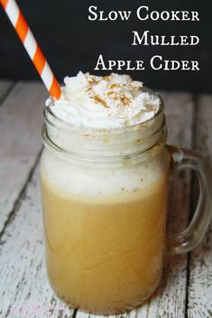 Fall Recipes: Mulled Apple Cider | The TipToe Fairy