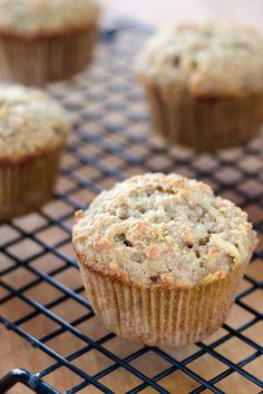 Apple Paleo Muffins #glutenfree #grainfree #realfood