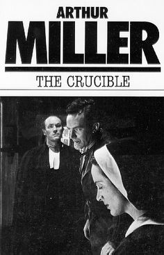 """The Crucible - Arthur Miller   """"Because it is my name! Because i cannot have another in my life! Because i lie and sign myself to lies! Because i am not worth the dust on the feet of them that hang! How may i live without my name? I have given you my soul; leave me my name!""""     -John Proctor, The Crucible by Arthur Miller"""