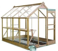 DIY - Built Your Own Greenhouse