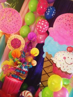 Candy Land decoration