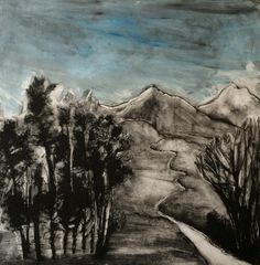 Sharon Whittaker Printmaker The Standing People Exhibition 2018