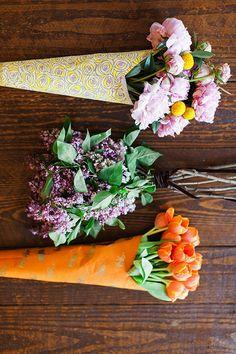 10 Creative Hostess Gift Ideas: Fancy Flowers