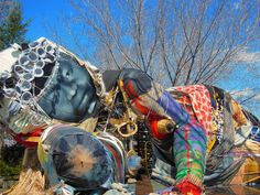 Socrates Sculpture Park -NYC