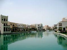 Amwaj Islands - beautiful man-made islands in Bahrain!