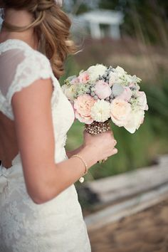 See the rest of this beautiful gallery: http://www.stylemepretty.com/gallery/picture/967531/