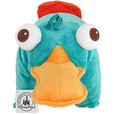 Perry Plush Pillow - 1250 points