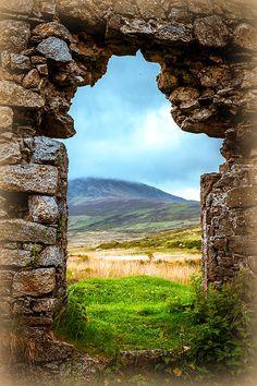 Saint Kevin's Way, County Wicklow, Ireland