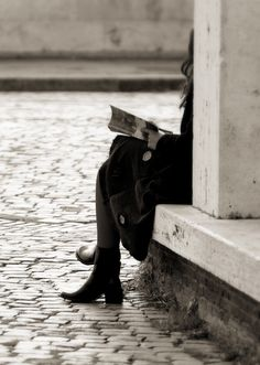 'never trust anyone who has not brought a book with them.' ~lemony snicket.