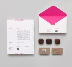 Caramela designed by Anagrama