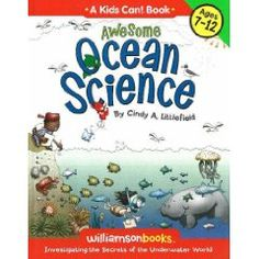 Awesome Ocean Science Experiments