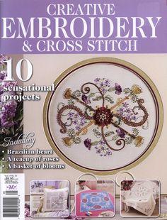 Creative Embroidery & Cross Stitch №10 2012