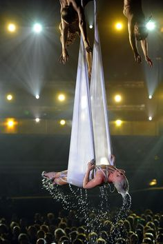 Pink is amazing, and this performance was epic.