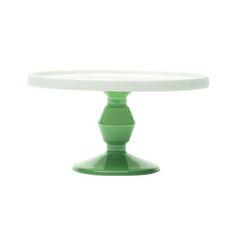 Cake Stand Mini Green, $40,
