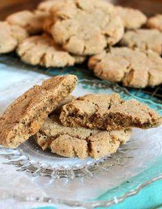 Vanilla Chai Cookies from quixotictable.blogspot.com