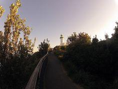 #ByronBay lighthouse at #sunrise #Australia