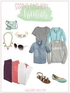 Simply Girly: Spring