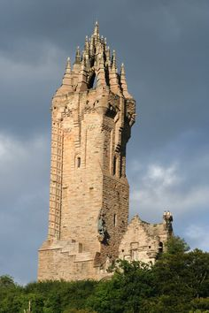 William Wallace Monument, Scotland