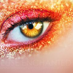 the hunger, colorful makeup, school, catching fire, eye makeup