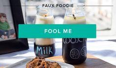 Faux Foodie - Vintage Milk Bottle Candles