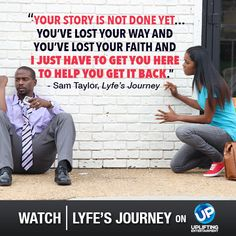 Lyfe's Journey premieres Sunday on UP!