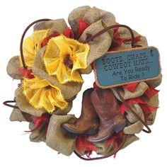 western-wreath