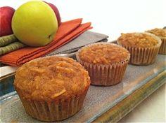 Mini Apple Kugel Muffins, Apple Stuffed Chicken and Apple Chunk Cookies on Cookkosher.com