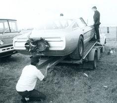 Dick Brannan 427 Mustang