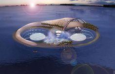 Hydropolis – The world first underwater hotel (concept)