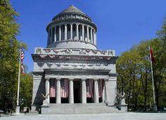 Tomb of Ulysses S. Grant, NY