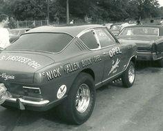 Capitol Raceway AA GS Opel