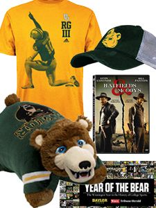 Christmas gift ideas for all the #Baylor Bears in your life! (click link for full list)