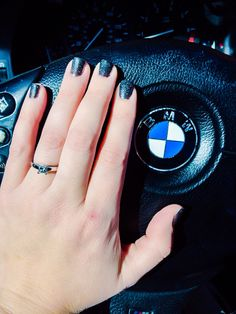 I always feel so fresh and so clean after getting my nails done.