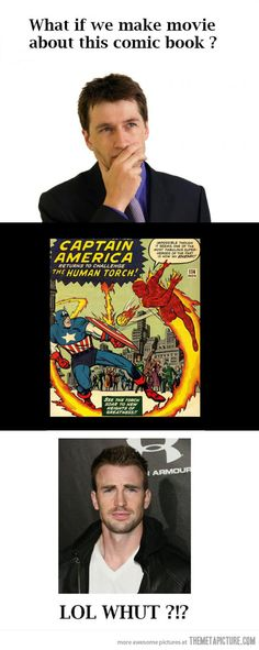 Meanwhile at Marvel studios…