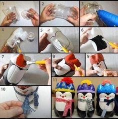 Penguin Christmas ideas