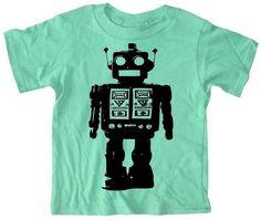Robot tee #robot