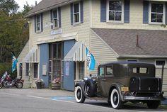Le Garage, Wiscasset, Maine